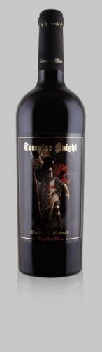 Templar Knight Merlot & Mavrud